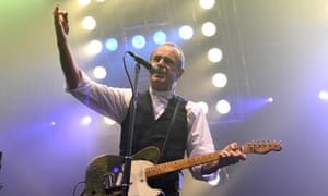 Francis Rossi, frontman of the Status Quo ... just like David Cameron