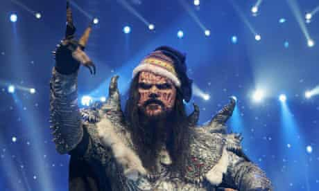 Lordi, Finnish monster rock band: a nation expressing itself?