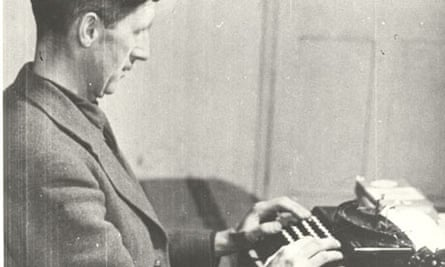 George Orwell at Work