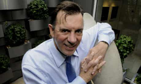 Duncan Bannatyne: he is not rude but suffers from face blindness