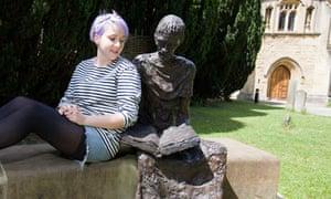 Rebecca Creamer at St Edmund Hall, Oxford