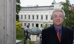 Professor Michael Worton of UCL