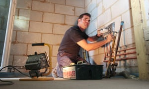 Do we value vocational skills such as plumbing highly enough?