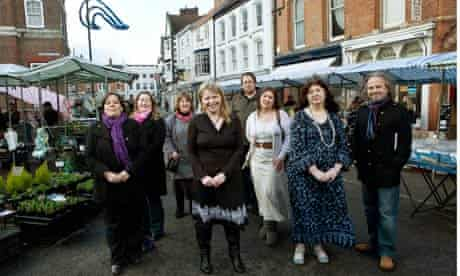 Lincolnshire's Save Our Schools group, led by Sarah Dodds