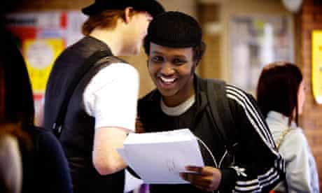 A-level results 2011 Manchester