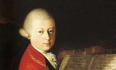 The link between sunlight, vitamin D and good health was unknown at the time of Mozart