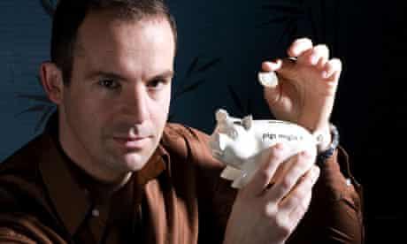 Martin Lewis money saving expert