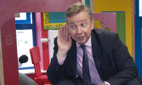 Michael Gove will answer questions posed on Twitter at the Education Select Committee