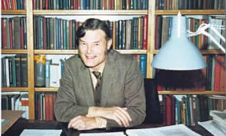 James Tanner at the Institute of Child Health in the 1980s