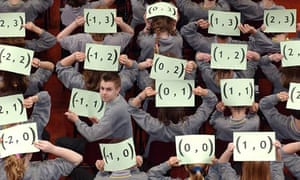 Hands-on maths: but who has been drawing up the national curriculum?