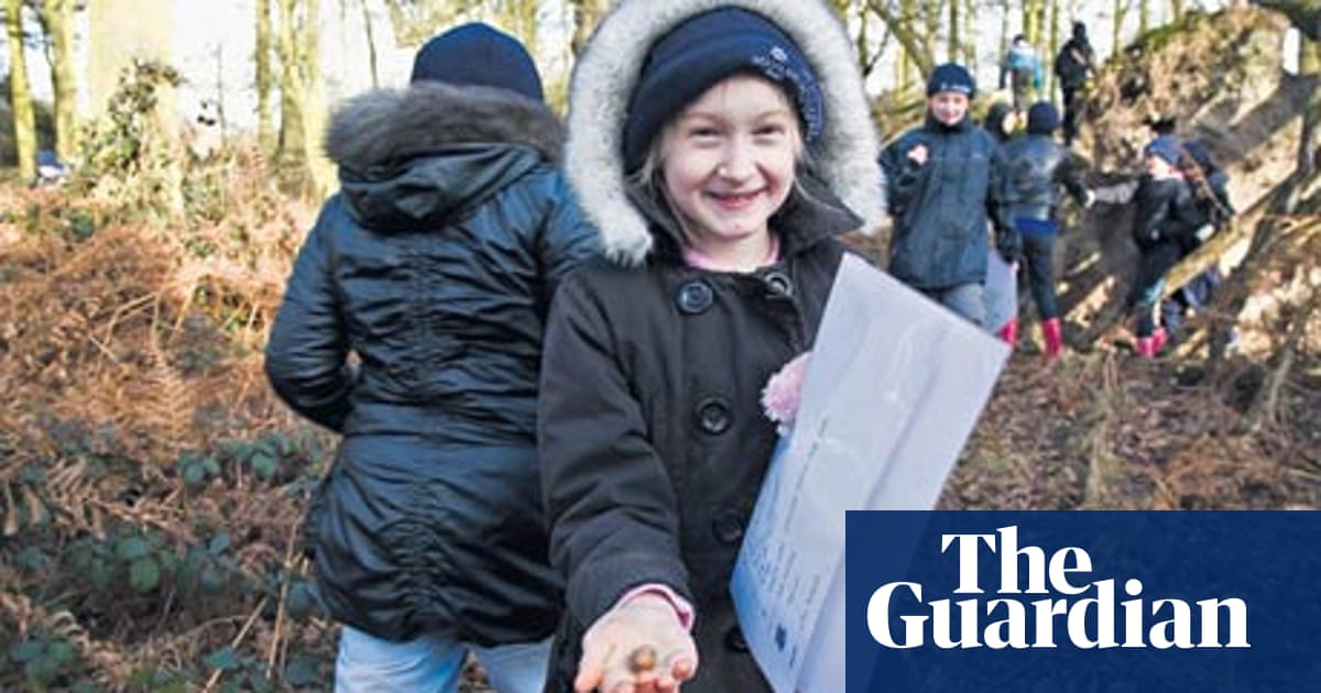 Outdoor learning is in a class of its own | Zurich School