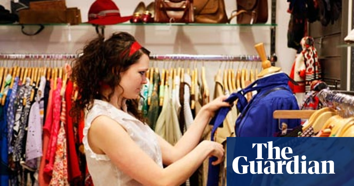 26f303efb Dos and don'ts of charity shop shopping | Education | The Guardian