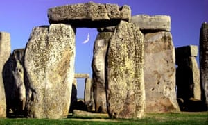 Stonehenge: we still don't know how the stones got here...