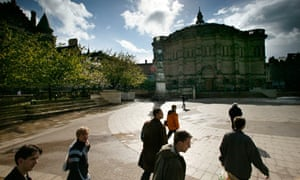 Edinburgh University: Scotland's universities have contributed hugely to its national identity