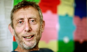 Michael Rosen questions the wisdom of naming a report on improving English 'Moving English Forward'
