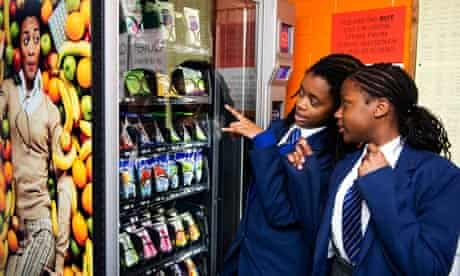 Dunraven school in south London has signed up to the nutritional standards for its school meals
