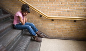 Feeling isolated is a common theme among young people who suffer homophobic bullying
