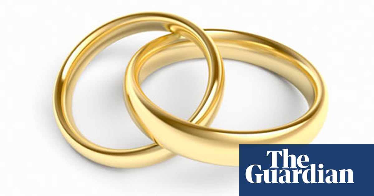 Gold Wedding Rings.Wedding Rings Worth Their Weight In Gold Education The Guardian