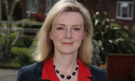 Is this the face of the next education secretary? Elizabeth Truss, MP for South West Norfolk