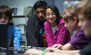 ICT teaching upgrade expected … in 2014 | Education | The Guardian