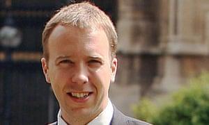 Matthew Hancock, skills minister