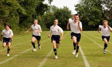 School sports partnerships between schools are one of several that the government has dismantled