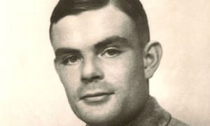 Alan Turing, Britain's greatest codebreaker, whose achievements are celebrated in LGBT history month