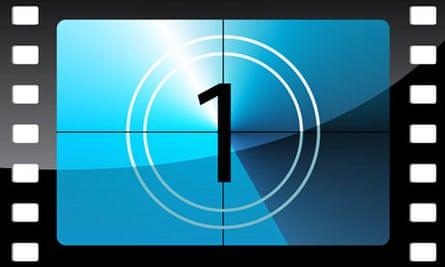 Film countdown number 1