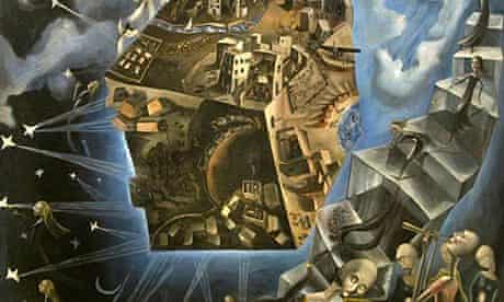 El Mundo (1929), by Ángeles Santos Torroella, who had completed her best work by the age of 19
