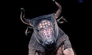 The Minotaur at the Royal Opera House