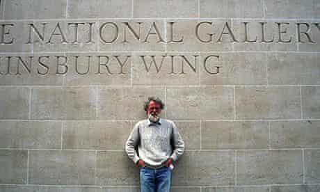 Michael Harvey, whose carved lettering adorned the National Gallery Sainsbury Wing, has died aged 81