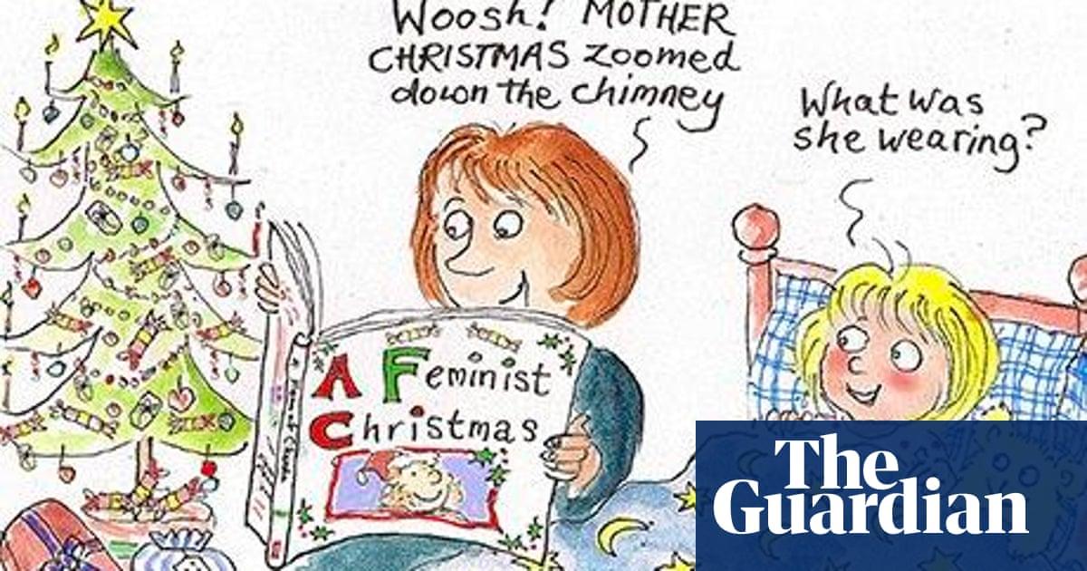 Mother Christmas Cartoon.Cartoon A Feminist Christmas Story For Children Education