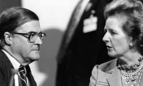 Kenneth Baker, education secretary from 1986-89 with Margaret Thatcher.
