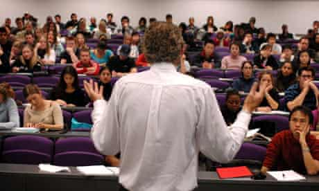 University lecture: is there really a substitute for face-to-face learning in higher education?