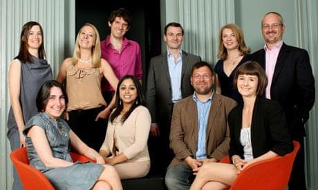 Image of New Generation Thinkers cohort 2011