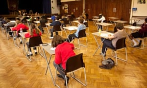 Many children will face new exams