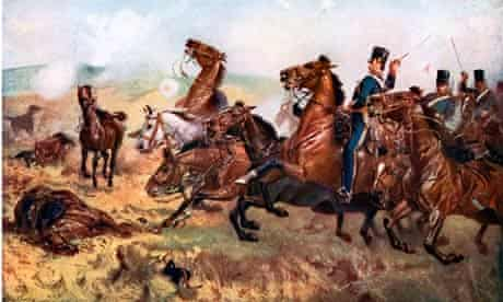 Battle of Balaclava by John Charlton