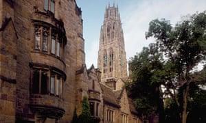 Clock Tower at Yale University