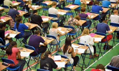 In the face of restricted growth in top grades and league-table pressures, teachers are worried