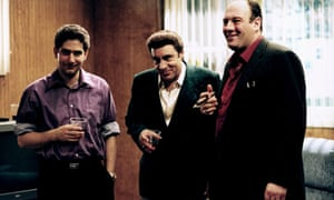 Did The Sopranos fall into decline by failing to change with the times?