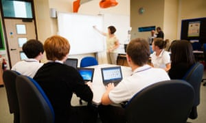Teacher-training provision is now the responsibility of schools