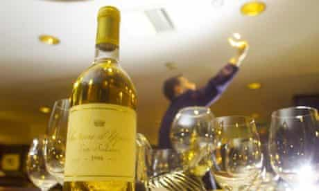 Free wine for university fellows is problematic