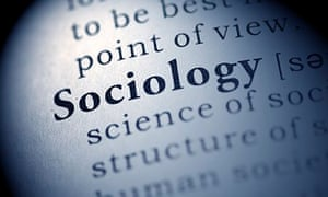 sociology in dictionary