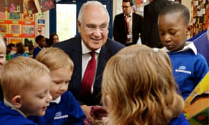 'Michael Wilshaw could be admired for performing an illusionist trick