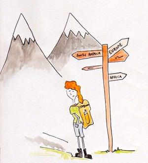 the traveller illustrated blog