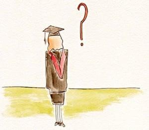 the graduate illustrated