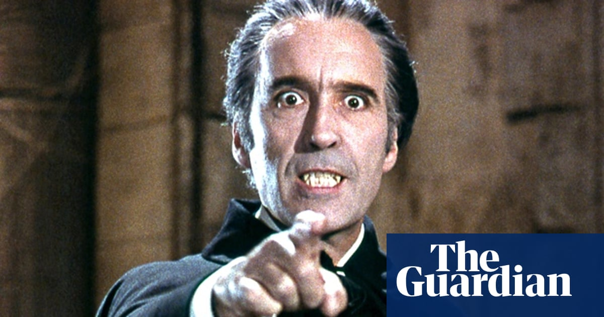 Christopher Lee: an actor of muscular intelligence with a ...