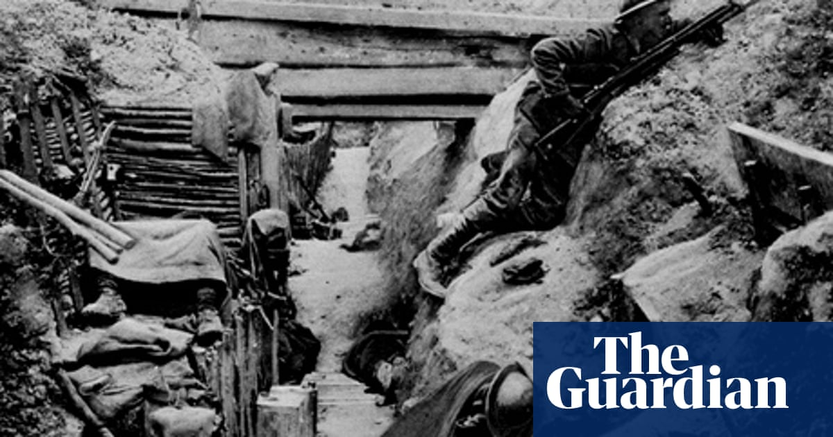 Trench talk: a guide to first world war slang | Education | The Guardian