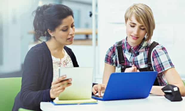 Finding a mentor can be helpful for devising career strategies