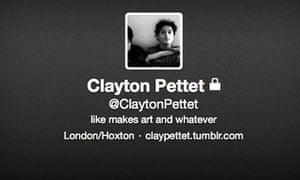 Clayton Pettet